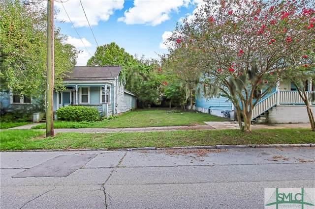 751 E Gwinnett Street, Savannah, GA 31401 (MLS #230830) :: Keller Williams Realty-CAP