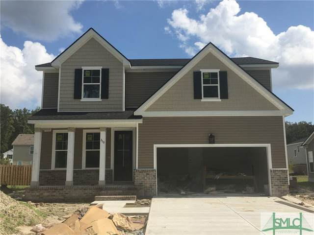 250 Whitaker Way N, Richmond Hill, GA 31324 (MLS #230882) :: Liza DiMarco