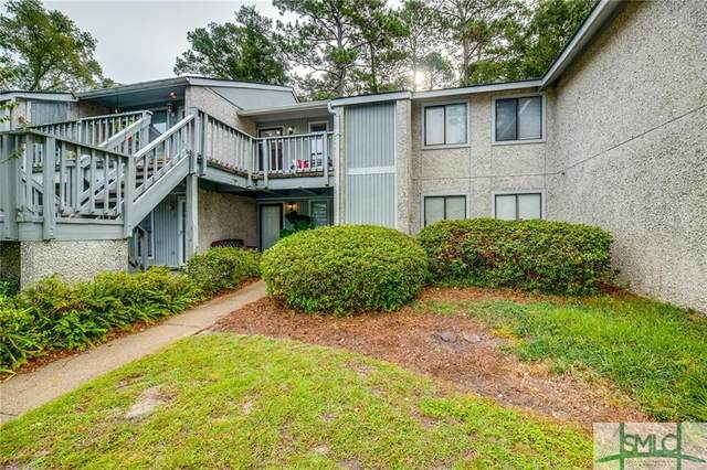 10 E Oyster Shell Road #10, Savannah, GA 31410 (MLS #231130) :: RE/MAX All American Realty