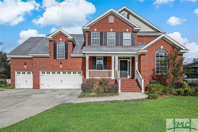 106 Terrell Mill Road, Savannah, GA 31419 (MLS #231342) :: RE/MAX All American Realty