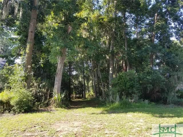 45 Sparnel Road, Savannah, GA 31411 (MLS #231560) :: Teresa Cowart Team