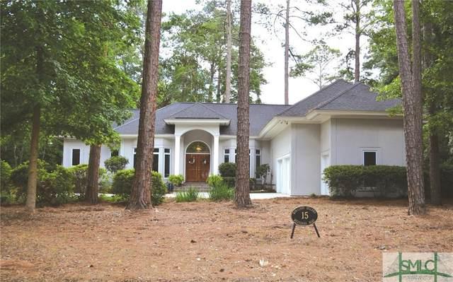 15 Westcross Road, Savannah, GA 31411 (MLS #231775) :: Teresa Cowart Team