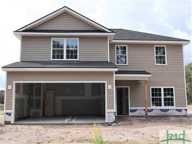 33 Wellspring Terrace, Allenhurst, GA 31301 (MLS #231795) :: Level Ten Real Estate Group
