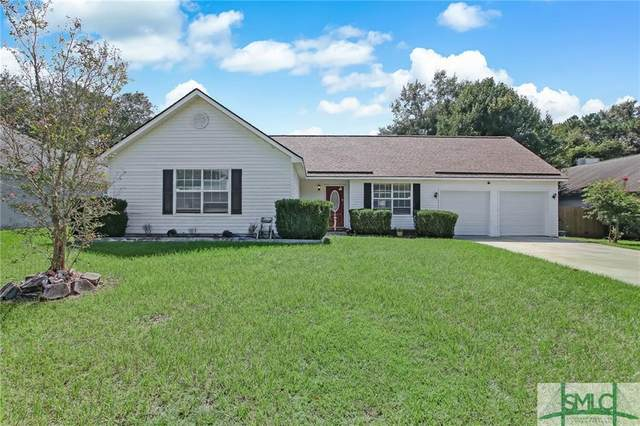 38 Cutler Drive, Savannah, GA 31419 (MLS #231971) :: Partin Real Estate Team at Luxe Real Estate Services