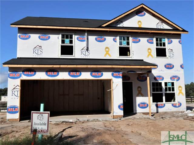 79 Wellspring Terrace, Allenhurst, GA 31301 (MLS #233697) :: Level Ten Real Estate Group