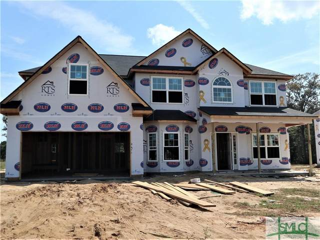 185 Fairview Drive NE, Ludowici, GA 31316 (MLS #233705) :: Coastal Savannah Homes