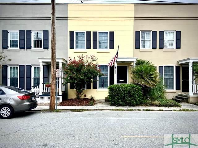 525 Howard Street, Savannah, GA 31401 (MLS #233800) :: Keller Williams Coastal Area Partners