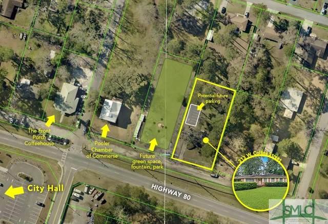 313 W Collins Street, Pooler, GA 31322 (MLS #233826) :: Heather Murphy Real Estate Group