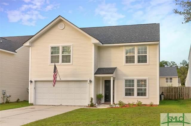 6 Holly Springs Circle, Port Wentworth, GA 31407 (MLS #233897) :: The Arlow Real Estate Group