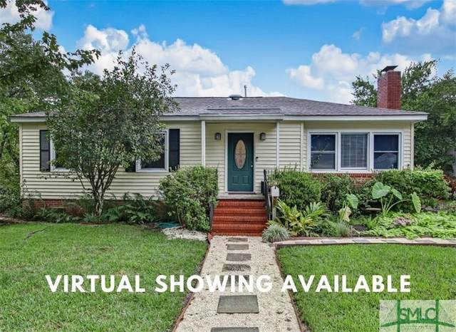 2441 E 40th Street, Savannah, GA 31404 (MLS #233957) :: Keller Williams Realty-CAP