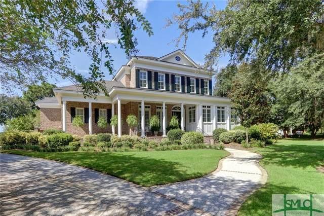 116 Grays Creek Drive, Savannah, GA 31410 (MLS #233962) :: RE/MAX All American Realty