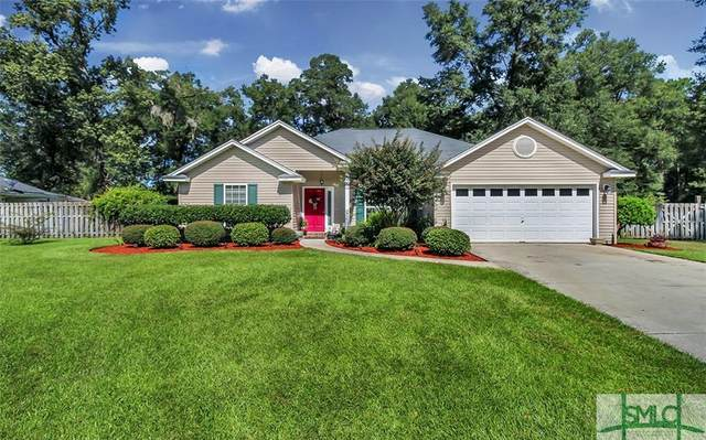 107 Fairhaven Court, Guyton, GA 31312 (MLS #234001) :: Teresa Cowart Team