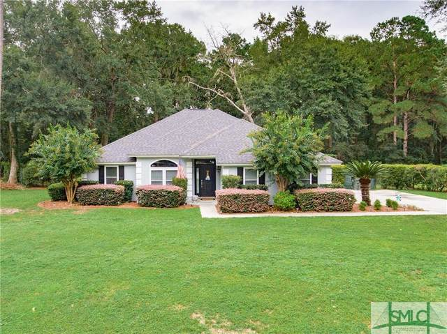 106 Cairnburgh Road, Richmond Hill, GA 31324 (MLS #234014) :: The Arlow Real Estate Group