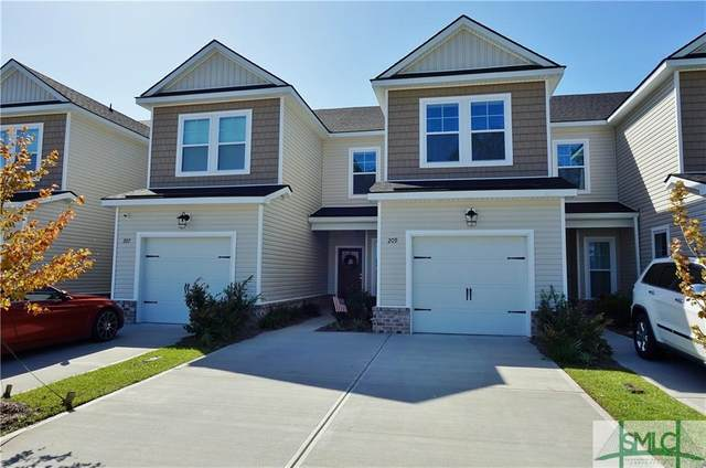 209 Sonoma Drive, Pooler, GA 31322 (MLS #234082) :: Coastal Homes of Georgia, LLC