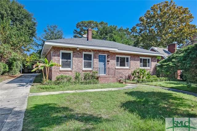 8 E 63rd Street, Savannah, GA 31405 (MLS #234139) :: Keller Williams Coastal Area Partners