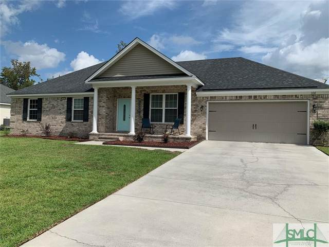 308 Brighton Woods Drive, Pooler, GA 31322 (MLS #234183) :: The Arlow Real Estate Group