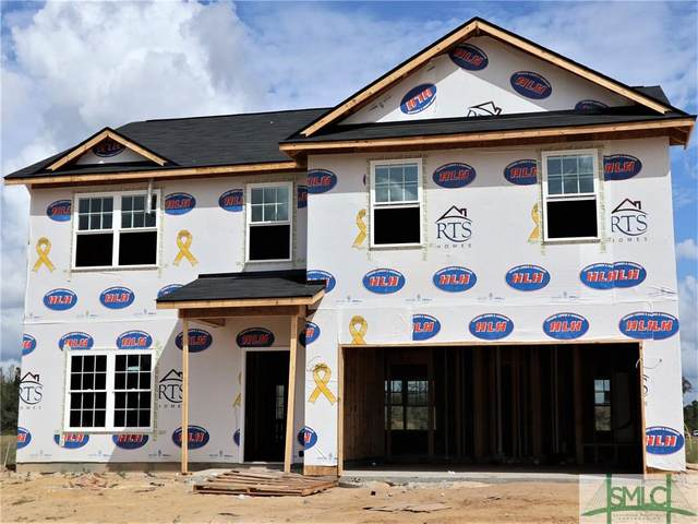 4 Boykin Way NE, Ludowici, GA 31316 (MLS #234306) :: Coastal Savannah Homes