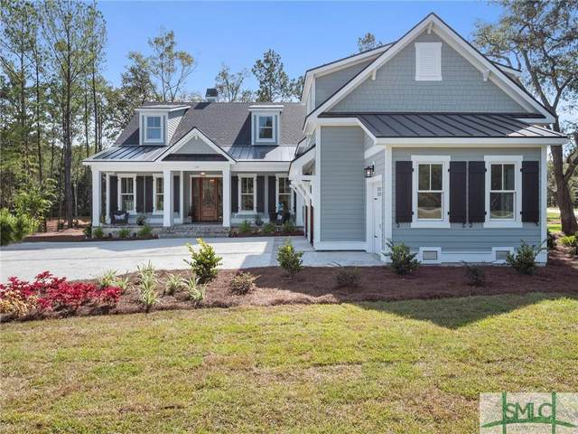 110 Wood Glen, Pooler, GA 31322 (MLS #234311) :: Level Ten Real Estate Group