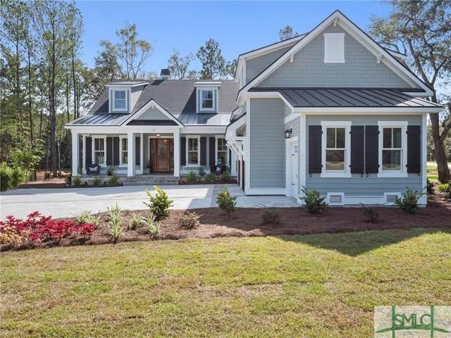 110 Wood Glen, Pooler, GA 31322 (MLS #234311) :: The Arlow Real Estate Group