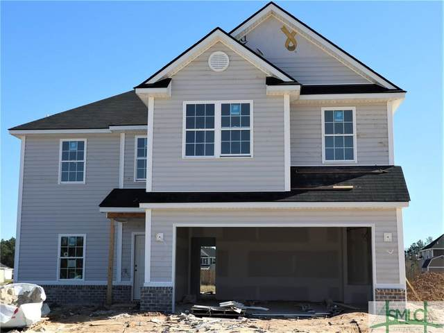 370 Huntington Drive NE, Ludowici, GA 31316 (MLS #234337) :: Coastal Homes of Georgia, LLC