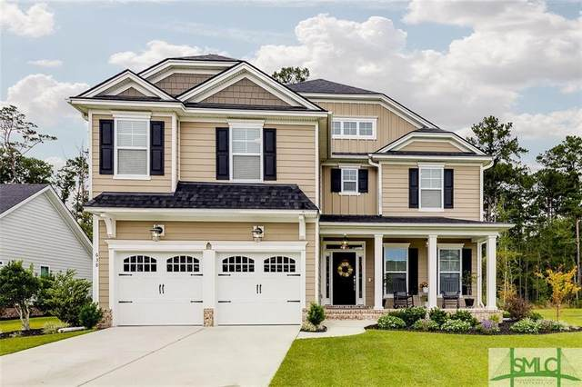 638 Wyndham Way, Pooler, GA 31322 (MLS #235643) :: Level Ten Real Estate Group