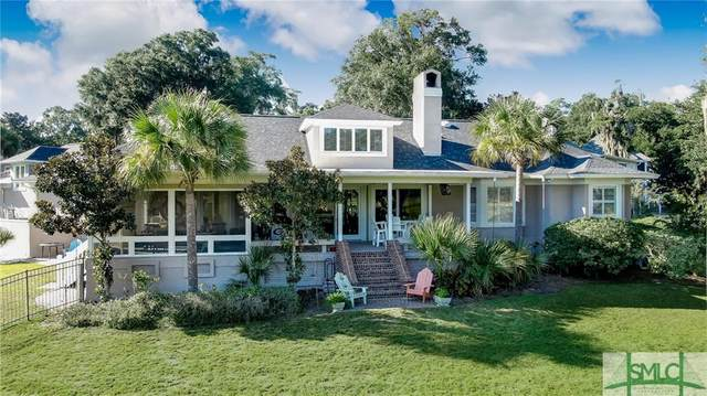 119 Winterberry Drive, Savannah, GA 31406 (MLS #235661) :: Team Kristin Brown | Keller Williams Coastal Area Partners