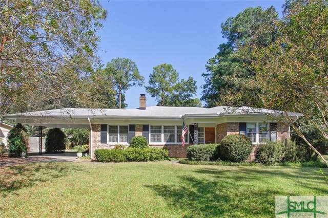 322 E 64th Street, Savannah, GA 31405 (MLS #235677) :: Keller Williams Coastal Area Partners