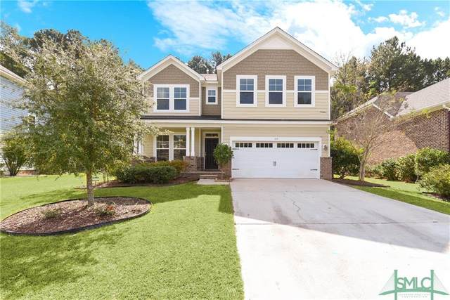105 Tahoe Drive, Pooler, GA 31322 (MLS #235693) :: Level Ten Real Estate Group