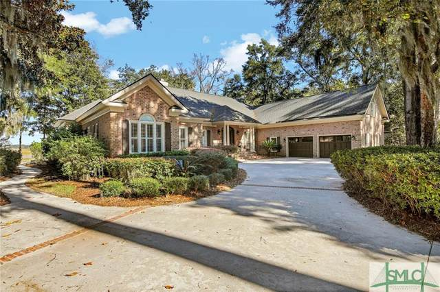 140 Grays Creek Drive Drive, Savannah, GA 31410 (MLS #235715) :: Team Kristin Brown | Keller Williams Coastal Area Partners