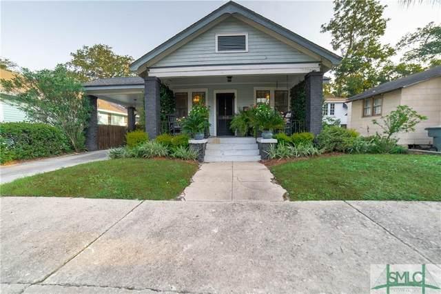 910 E 41st Street, Savannah, GA 31401 (MLS #235790) :: Liza DiMarco
