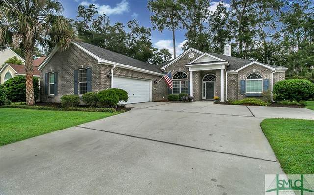 42 Coffee Pointe Drive, Savannah, GA 31419 (MLS #235827) :: Bocook Realty