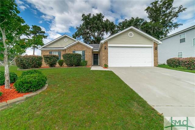 10 Amherst Way, Savannah, GA 31419 (MLS #235877) :: Coastal Savannah Homes