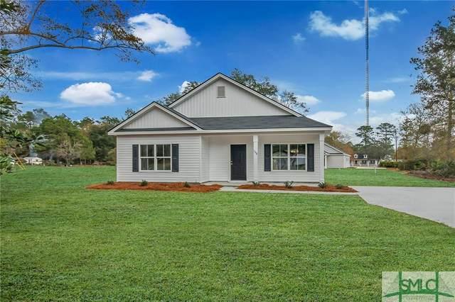 568 Ash Branch Road, Pembroke, GA 31321 (MLS #235964) :: Barker Team | RE/MAX Savannah