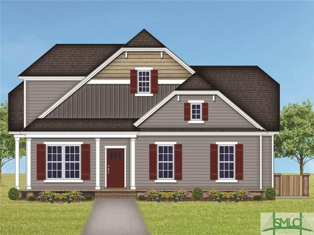 42 Simcoe Lake Drive, Richmond Hill, GA 31324 (MLS #235997) :: Coastal Homes of Georgia, LLC