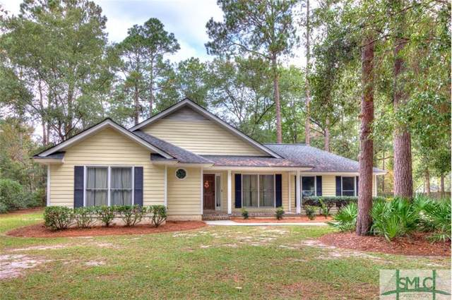 511 Chimney Road, Rincon, GA 31326 (MLS #236007) :: Liza DiMarco