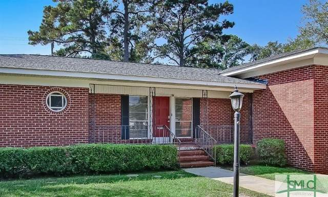 601 E Victory Drive, Savannah, GA 31405 (MLS #236094) :: Partin Real Estate Team at Luxe Real Estate Services