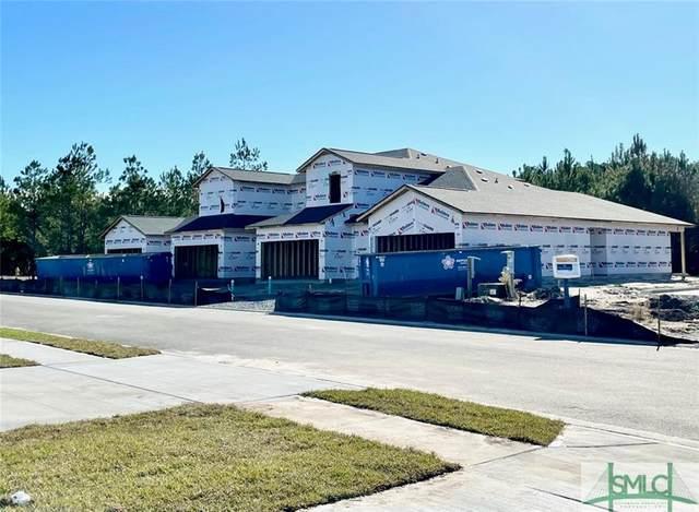 19 Lower Creek Drive #2, Richmond Hill, GA 31324 (MLS #236108) :: Barker Team | RE/MAX Savannah