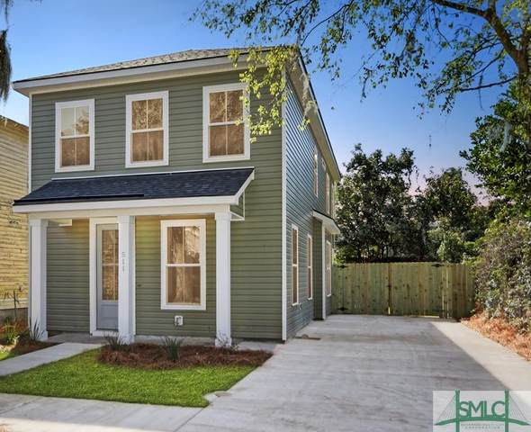 511 Seiler Avenue, Savannah, GA 31401 (MLS #236112) :: Coastal Homes of Georgia, LLC