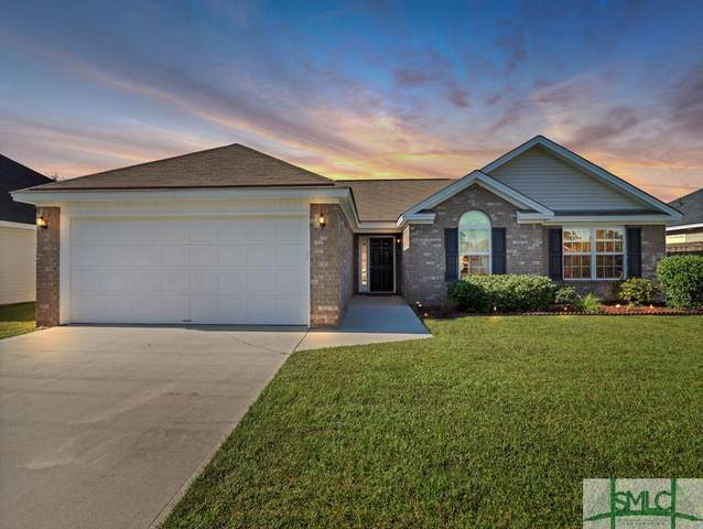3 Montero Drive, Savannah, GA 31405 (MLS #236126) :: Coastal Savannah Homes
