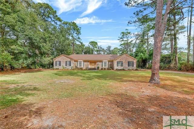 45 Richmond Drive, Savannah, GA 31406 (MLS #236226) :: The Arlow Real Estate Group