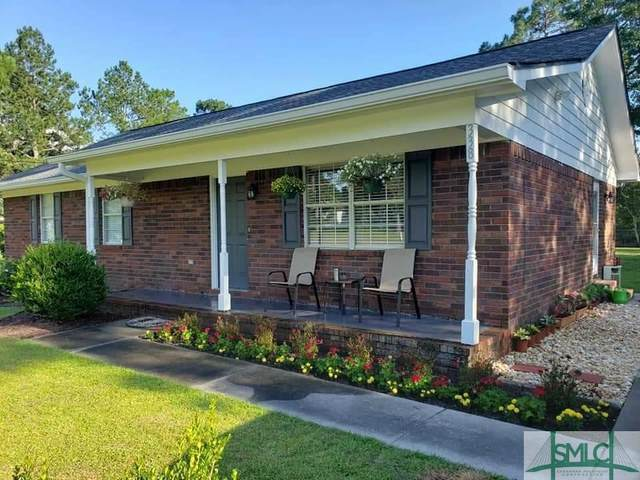 338 Whit Fraser Road NE, Hinesville, GA 31313 (MLS #236454) :: McIntosh Realty Team