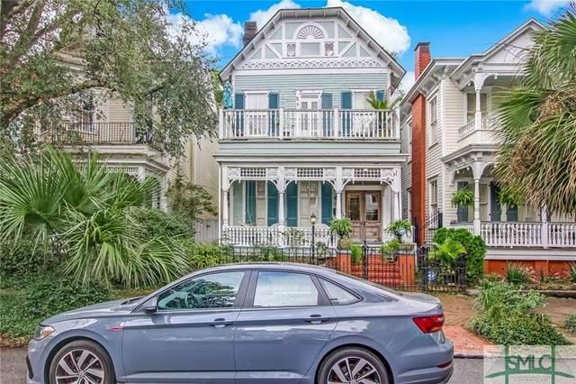 407 E Gordon Street, Savannah, GA 31401 (MLS #236528) :: Team Kristin Brown | Keller Williams Coastal Area Partners