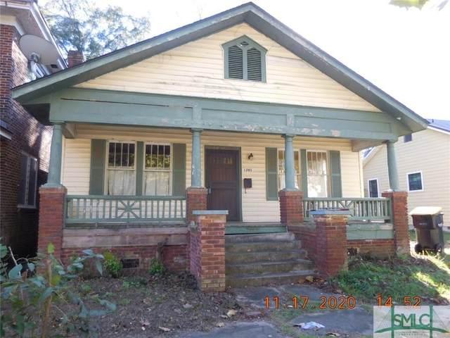 1203 E 38th Street, Savannah, GA 31404 (MLS #237847) :: McIntosh Realty Team