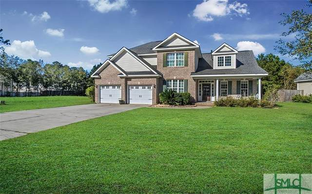 1048 Woodland Drive, Pooler, GA 31322 (MLS #237962) :: Coastal Homes of Georgia, LLC