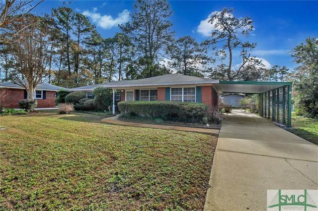1415 Blakeley Road, Savannah, GA 31406 (MLS #238683) :: The Sheila Doney Team