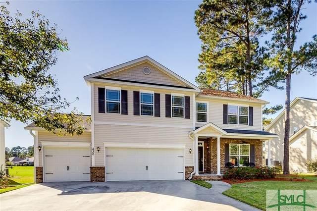 430 Keiffer Drive, Rincon, GA 31326 (MLS #238705) :: Heather Murphy Real Estate Group