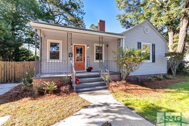 2411 Wessels Avenue, Savannah, GA 31404 (MLS #238716) :: Barker Team | RE/MAX Savannah