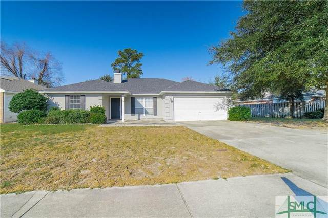 13 Chapel Drive, Savannah, GA 31406 (MLS #239171) :: Team Kristin Brown | Keller Williams Coastal Area Partners