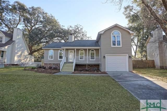 549 Pointe South Drive, Savannah, GA 31410 (MLS #239595) :: Team Kristin Brown | Keller Williams Coastal Area Partners