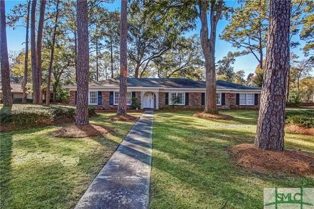 110 Manchester Road, Savannah, GA 31410 (MLS #239801) :: The Arlow Real Estate Group